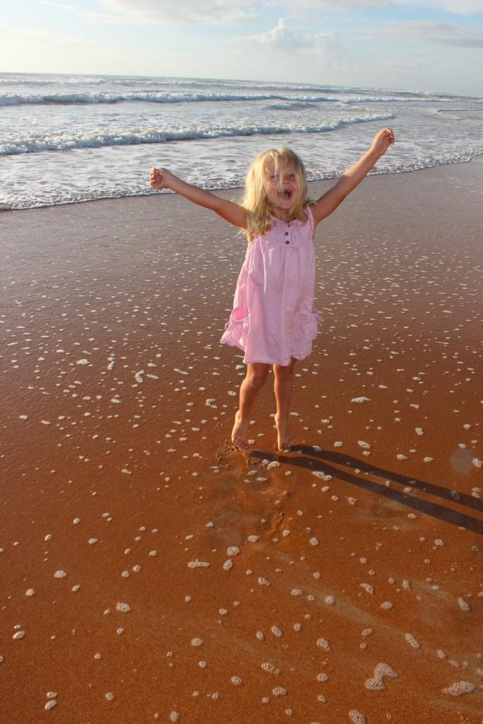 beach, stress relief, ormond beach, Florida beaches