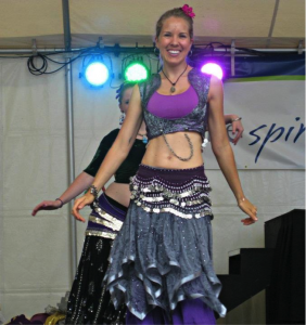 dance, Femfusion, Brianne Grogan