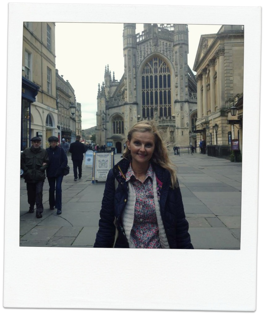 Visiting Bath last year for my birthday